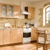 Меблі для кухні в стилі кантрі