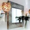 Настінні світильники бра в інтер`єрі: різновиди, форми, дизайн