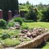 Оформлення красивого двору