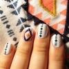 Малюнки на нігтях в домашніх умовах