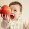 З якого віку можна давати дитині яблучне пюре