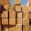 Зруб, штахетник, тин, частокіл і інші матеріали з деревини для ландшафтного дизайну
