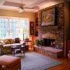 Стиль кантрі в інтер`єрі: колір, матеріали, меблі, декор і текстиль