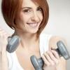Вправи з гантелями для краси і стрункості тіла